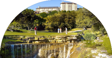 Barton Creek Golf Resort in Austin, Texas